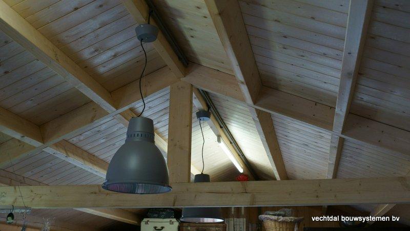 Houten_Atelier__(9) - Landelijk houten Atelier geplaatst in Den Haag.
