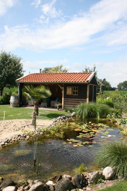houten_tuinkamer__(2) - Nostalgisch tuinhuis met tuinkamer in Neede.