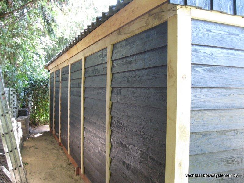 02-IMG_2309 - Nostalgisch eikenhouten tuinhuis met overkapping opgeleverd in Wijhe.