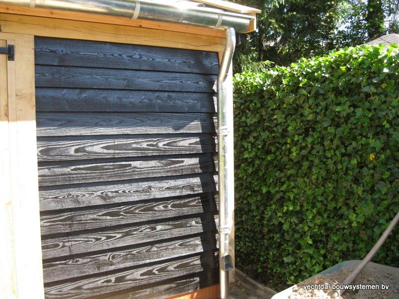 08-IMG_2315 - Nostalgisch eikenhouten tuinhuis met overkapping opgeleverd in Wijhe.