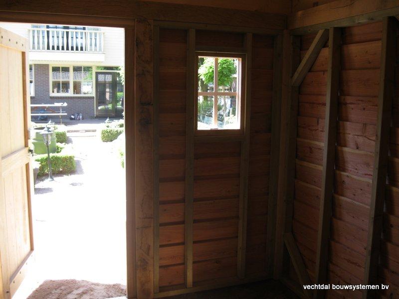 10-IMG_2318 - Nostalgisch eikenhouten tuinhuis met overkapping opgeleverd in Wijhe.
