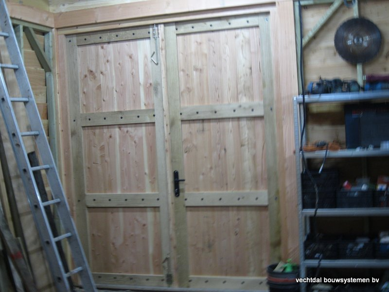 7-Houten_garage_met_veranda_(7) - Houten garage met veranda opgeleverd in Almelo