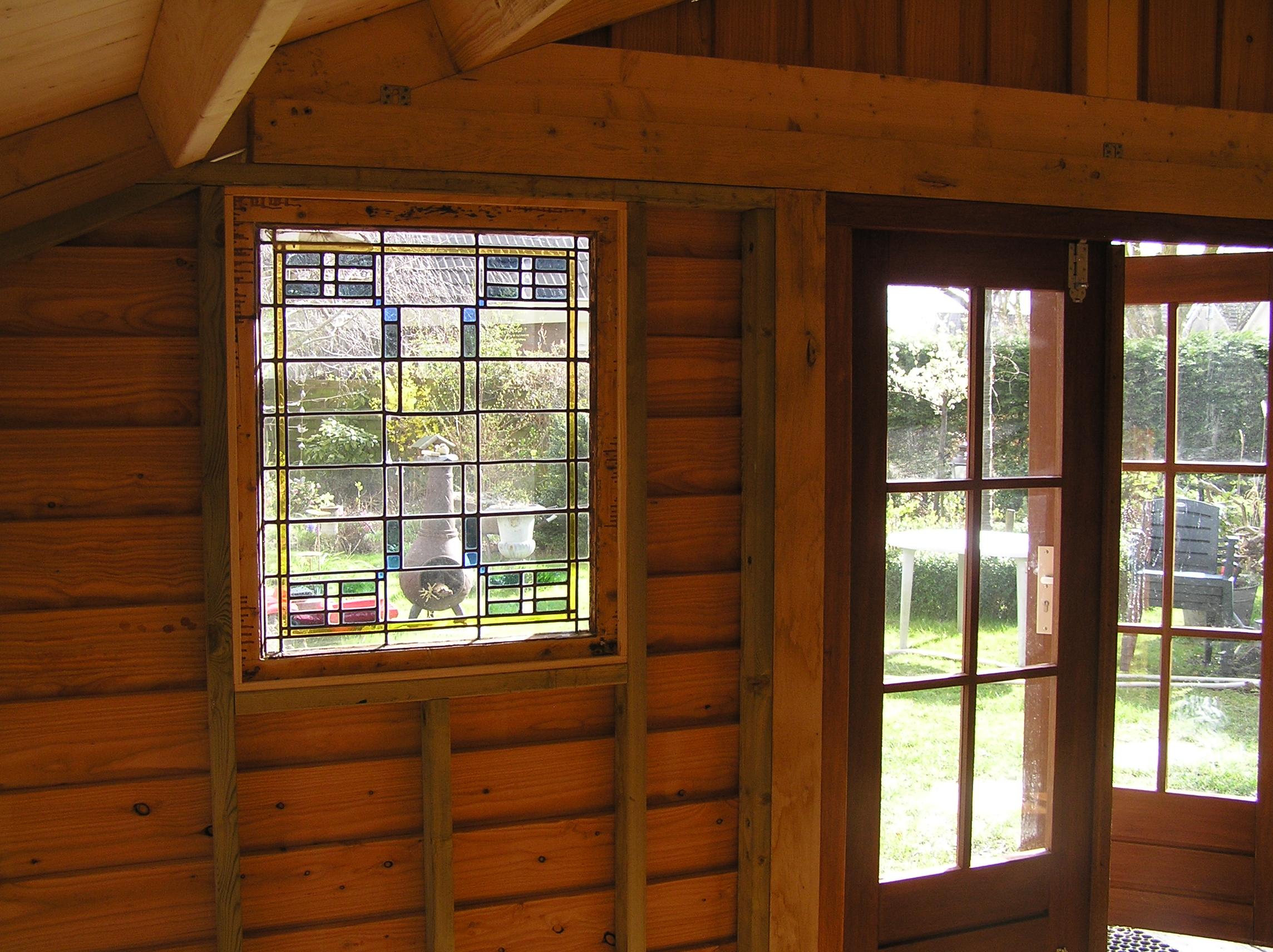 luxe_tuinpaviljoen - Heerlijk wegdromen in de prachtige houten tuinpaviljoen 'marqués'.