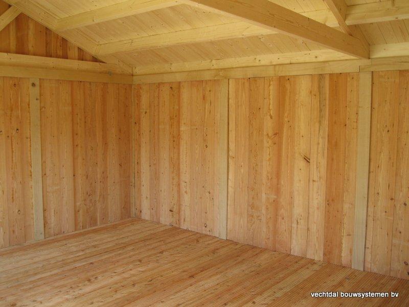 7-houten_veranda_heist_op_den_berg_(7) - Prachtige eikenhouten veranda opgeleverd in Heist op den Berg (België)