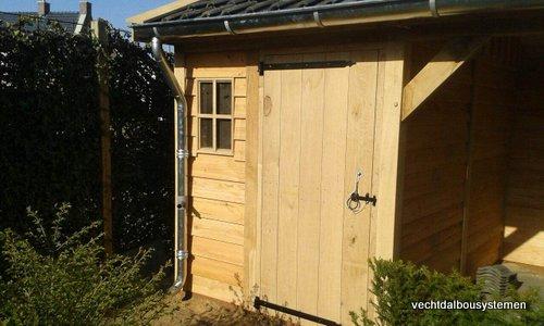 9-Houten_tuinkamer_met_veranda_(9) - Houten tuinkamer met veranda opgeleverd