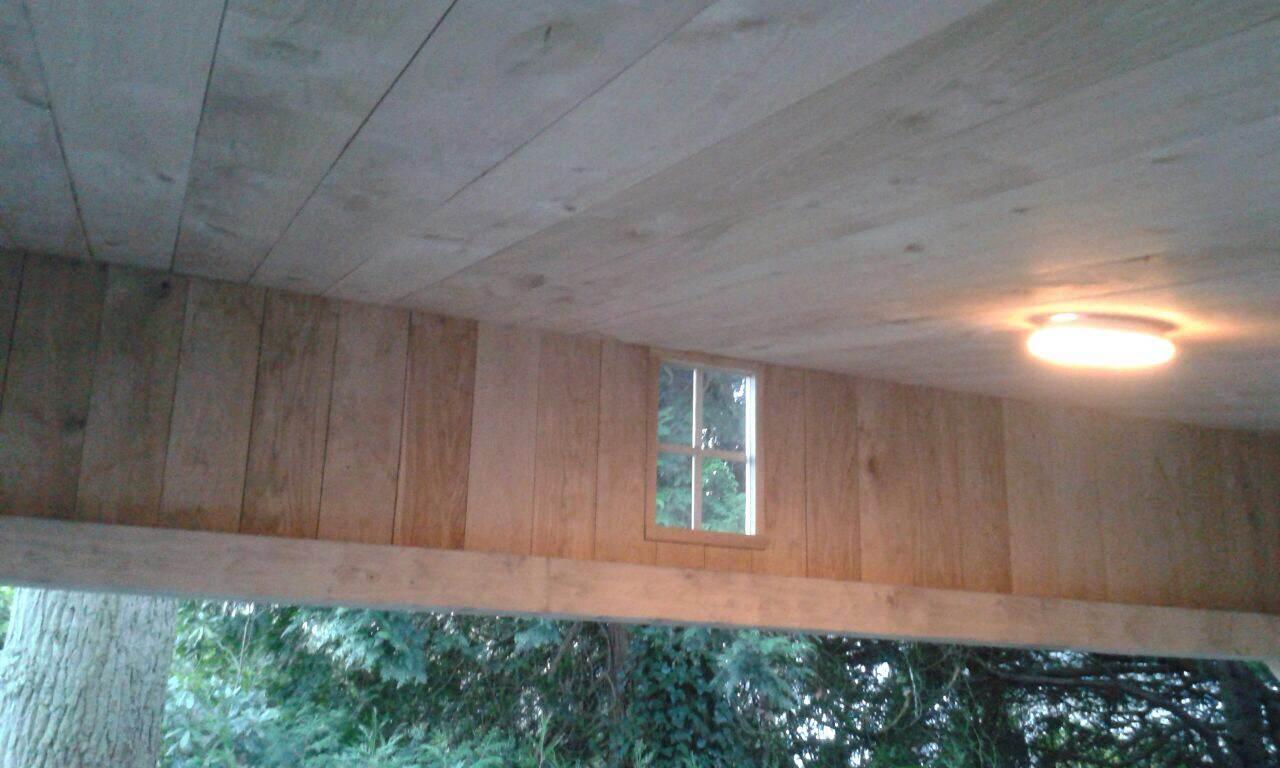 eikenhouten_bijgebouw_(3) - Eikenhouten bijgebouw met carport. Ingericht met luxe wellness/relaxruimte.