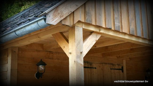 1-Nostalgie-houten-schuur-4-002 - Nostalgie Houten Schuur