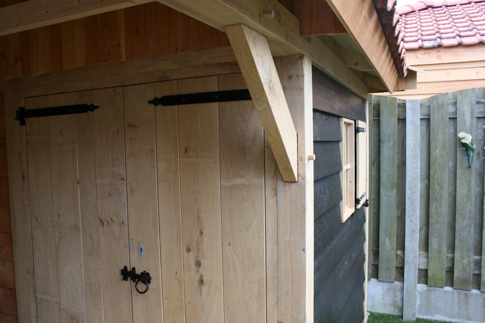 houten-tuinkamer-7 - Tuinhuis met tuinkamer Base