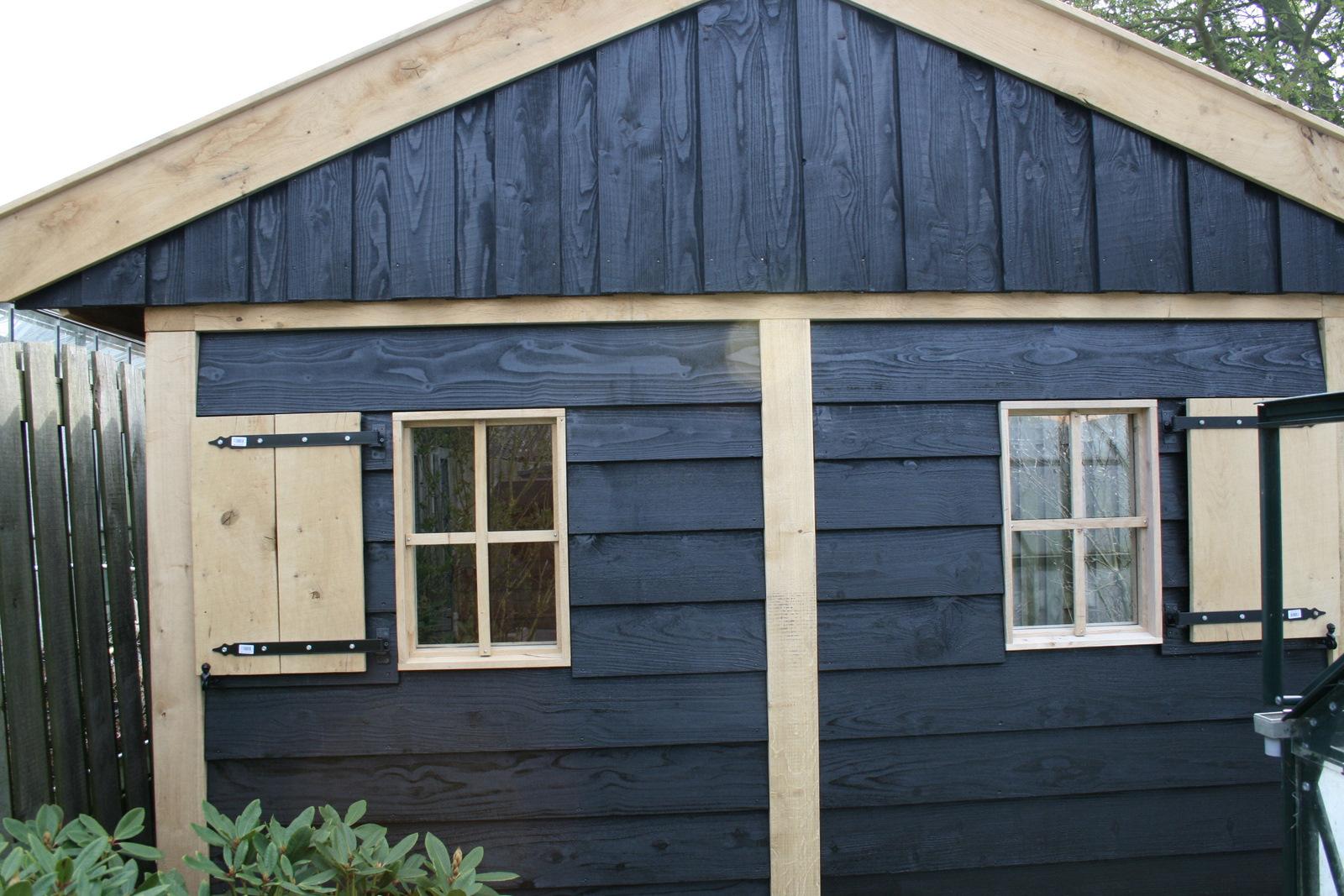 houten-tuinkamer-8 - Tuinhuis met tuinkamer Base