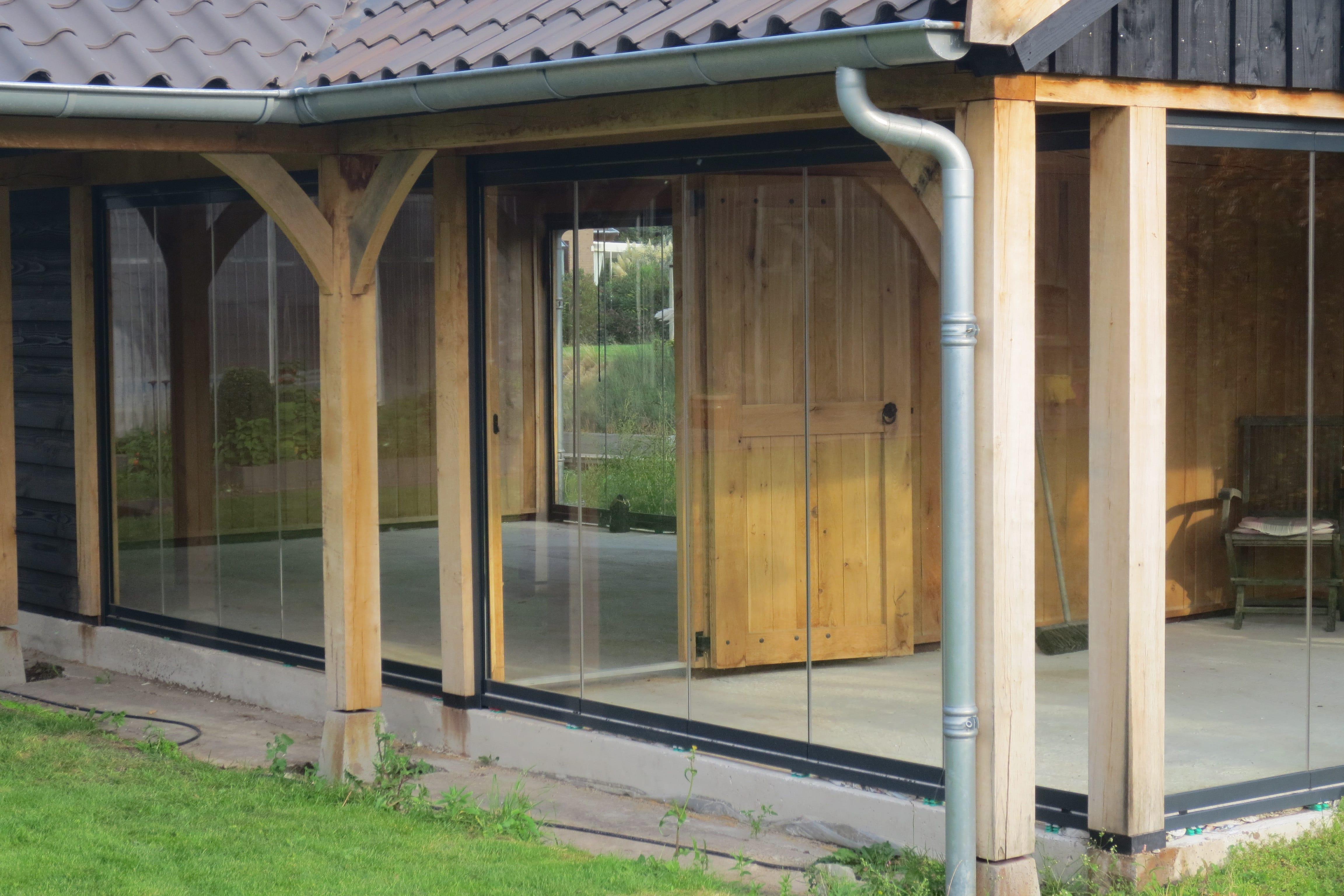 Houten-Poolhouse-10-min - Project: Houten Poolhouse Westland