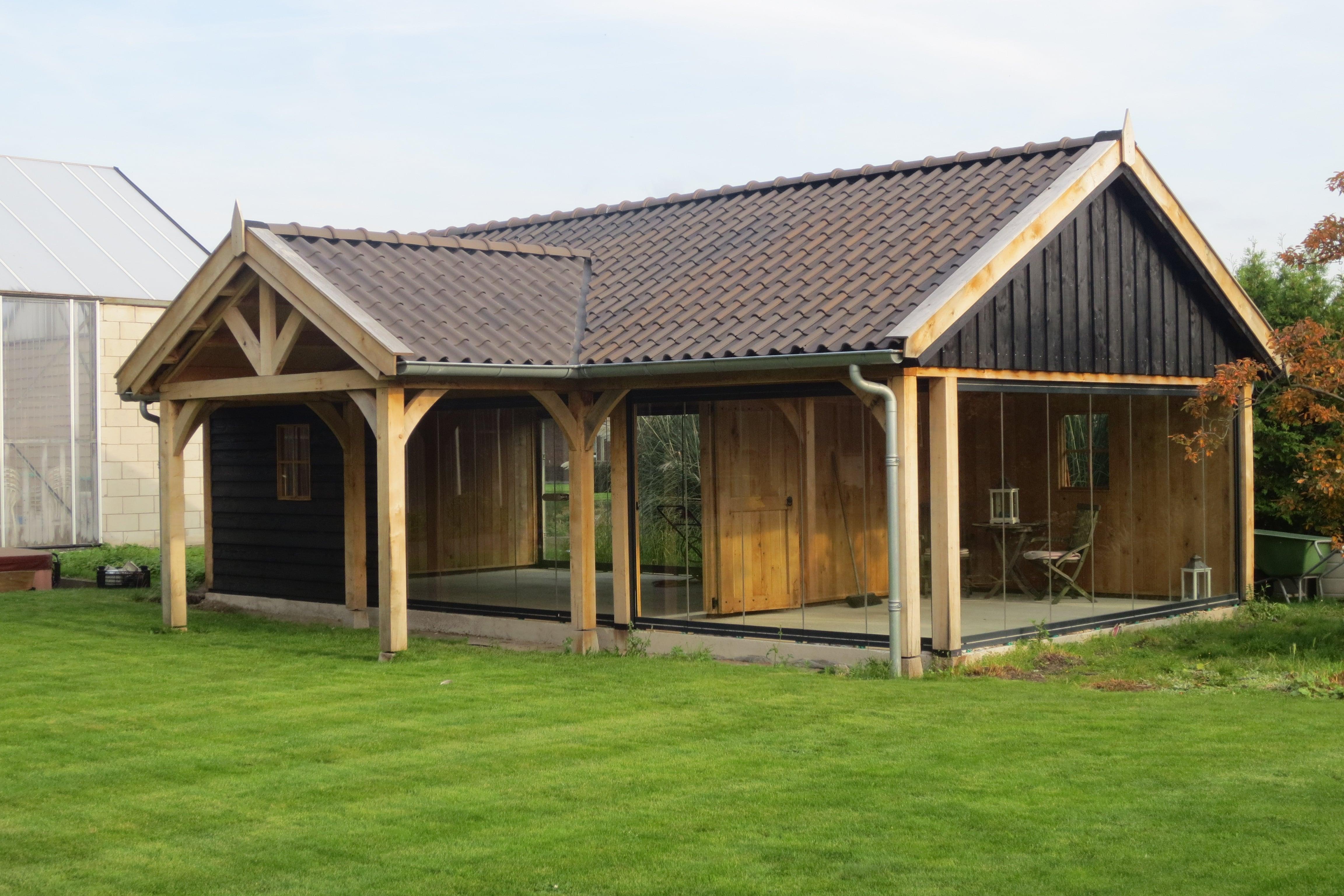 Houten-Poolhouse-8-min - Project: Houten Poolhouse Westland