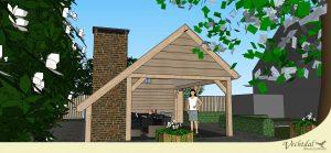 Ontwerp-landelijke-tuinkamer-4-300x139 - Ontwerp: Landelijke tuinkamer