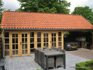 eiken-bijgebouw-5-300x225 - Stijlvolle eiken bijgebouw op maat gemaakt.