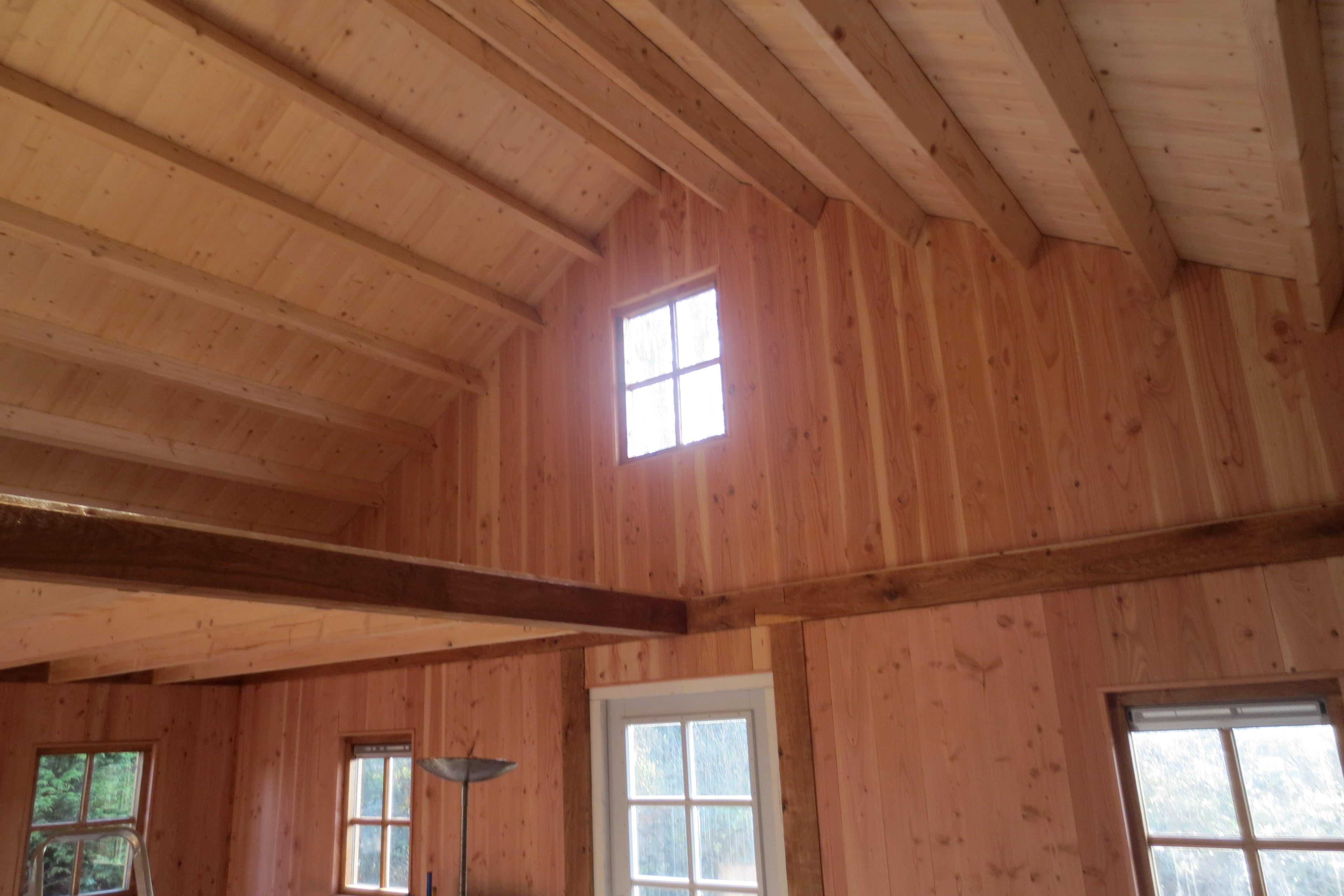 houten-garage-met-carport-10 - Project Enkhuizen: Houten garage met carport