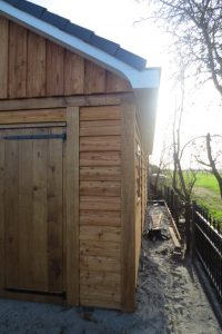 houten-garage-met-carport-3-200x300 - Houten garage met carport.