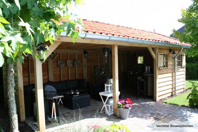 houten-overkapping-2 - Eiken Poolhouse