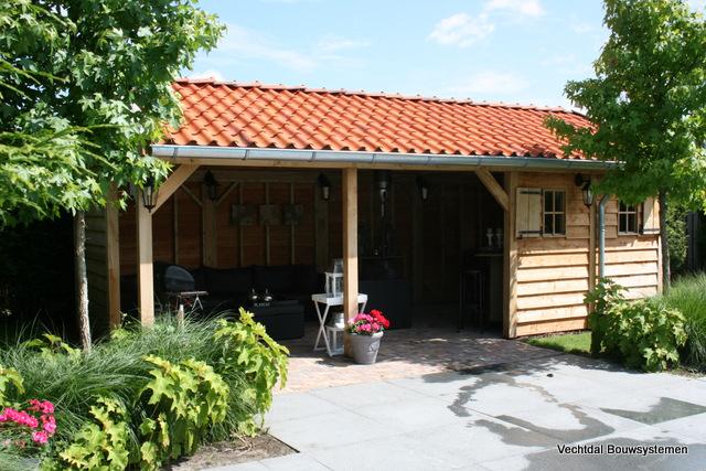 houten-overkapping-6 - poolhouse 1