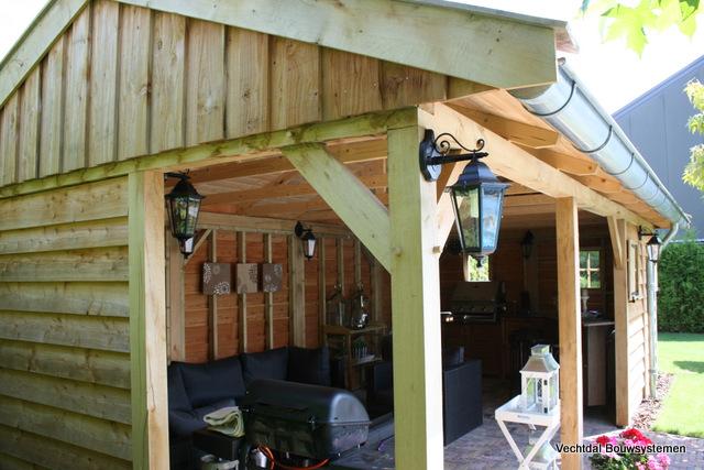 houten-overkapping-9 - poolhouse 1