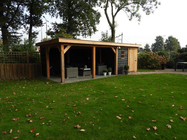 DSCN1942-2-600x450 - Tuinhuis & buitenkamer met platdak