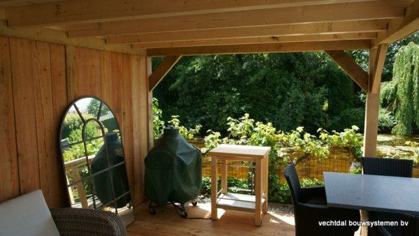 houten-tuinhuis-met-overkapping-platdak-5-600x338 - Houten Tuinhuis met overkapping (platdak)