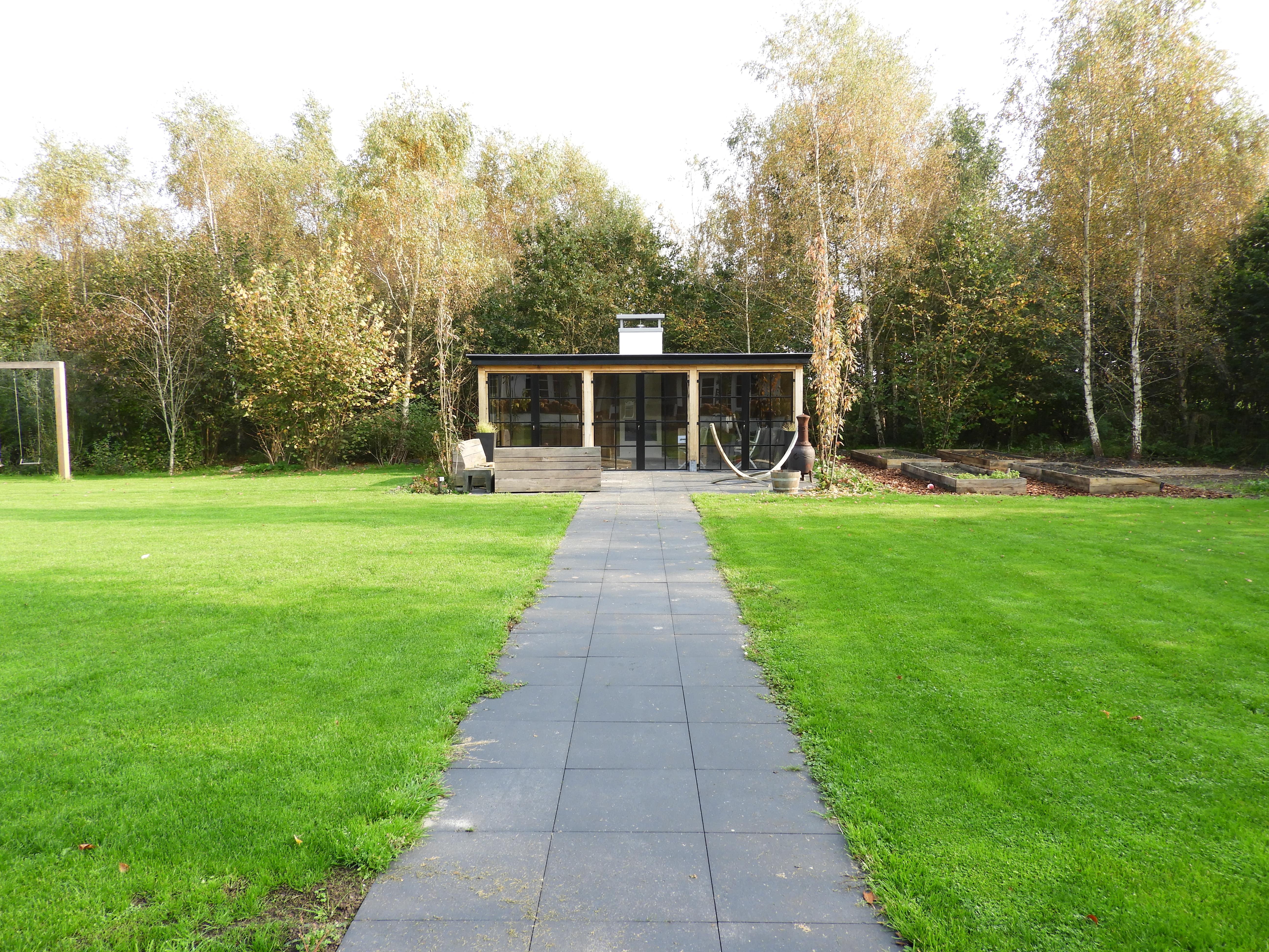 houten-tuinkamer-7 - Project Zwolle: Houten tuinkamer