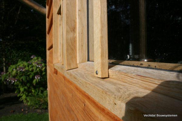 houten-tuinschuur-4-1-600x400 - Stijlvolle tuinschuur met bergruimte