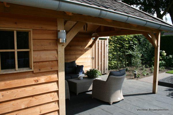 tuinhuis-10-600x400 - Authentiek tuinhuis
