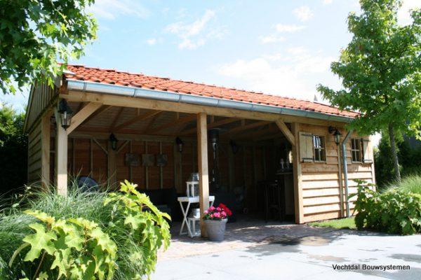 Houten-poolhouse-8-600x400 - Maatwerk Poolhouse
