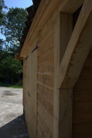 Houten-schuur-6 - Landelijke houten schuren
