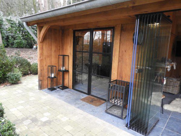 eiken-bijgebouw-met-overdekte-tuinkamer-5-600x450 - Eiken bijgebouw met overdekte tuinkamer.