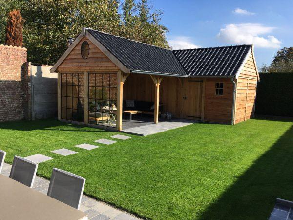 houten-tuinhuis-met-veranda-hoekmodel-2-600x450 - Tuinhuis met veranda hoekmodel