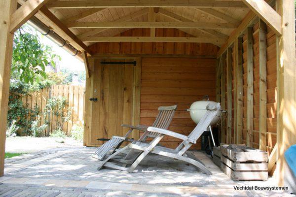 houten-tuinhuis-7-600x400 - Tuinhuis met veranda deluxe