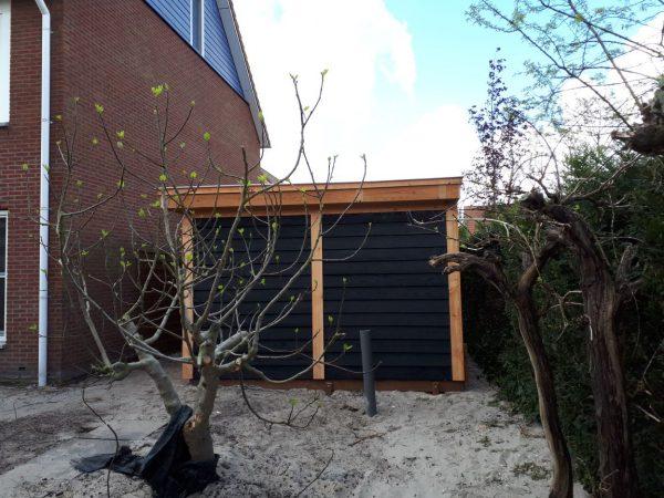 houten-overkapping-8-600x450 - Bijgebouw en overkapping te Rotterdam.