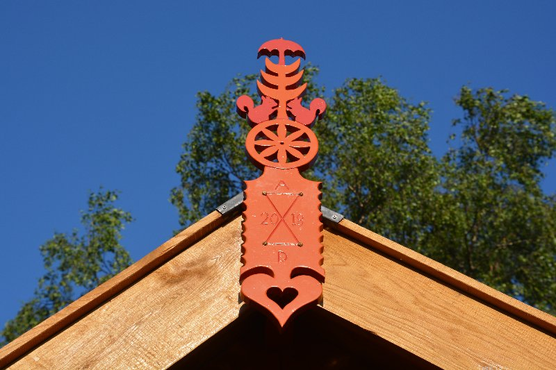 maatwerk-tuinhuis-1 - Project Venhuizen: Maatwerk houten tuinhuis