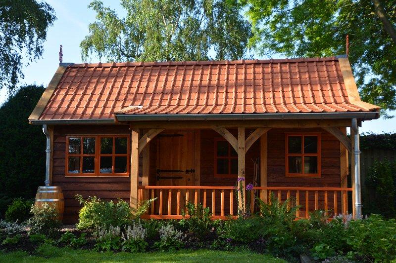 maatwerk-tuinhuis-13 - Project Venhuizen: Maatwerk houten tuinhuis