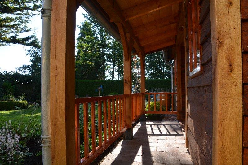 maatwerk-tuinhuis-16 - Project Venhuizen: Maatwerk houten tuinhuis