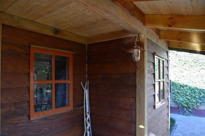 maatwerk-tuinhuis-18 - Project Venhuizen: Maatwerk houten tuinhuis