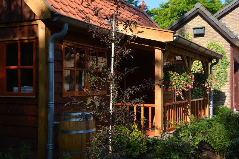 maatwerk-tuinhuis-22 - Project Venhuizen: Maatwerk houten tuinhuis