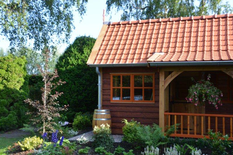 maatwerk-tuinhuis-6 - Project Venhuizen: Maatwerk houten tuinhuis