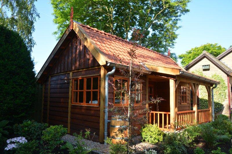 maatwerk-tuinhuis-7 - Project Venhuizen: Maatwerk houten tuinhuis