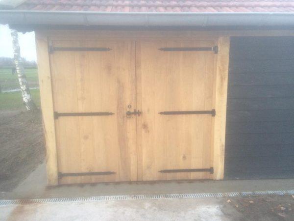 houten-schuur-5-600x450 - Twee Landelijke Schuren
