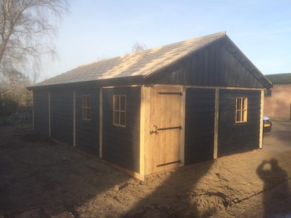 houten-schuur-8-600x450 - Twee Landelijke Schuren