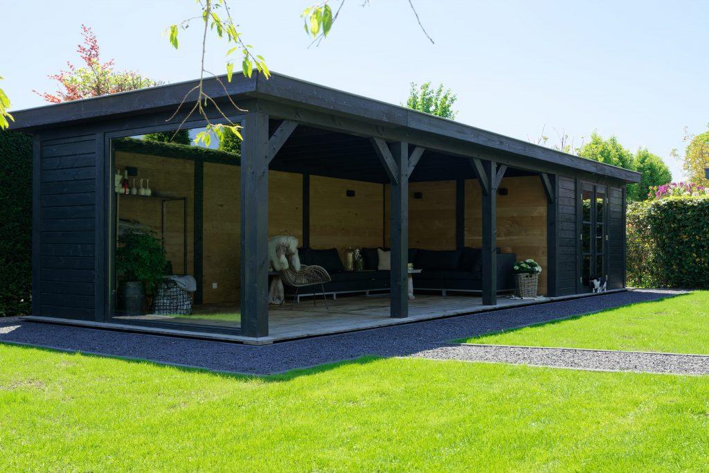 houten-tuinkamer-1-1024x683 - Sfeervolle houten tuinkamer