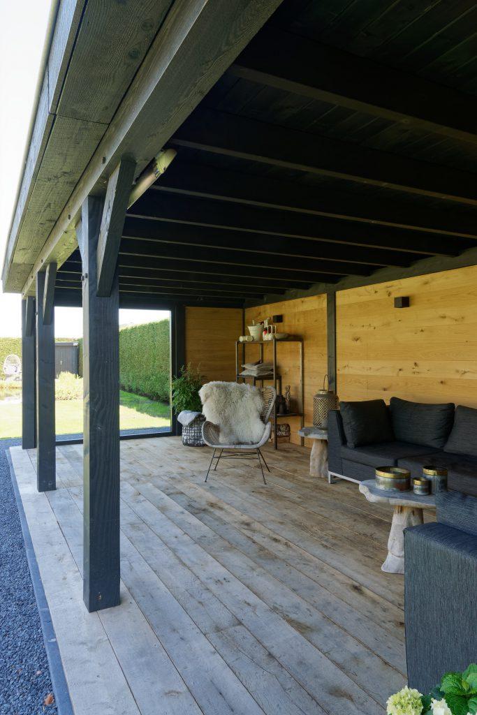 houten-tuinkamer-5-683x1024 - Sfeervolle houten tuinkamer