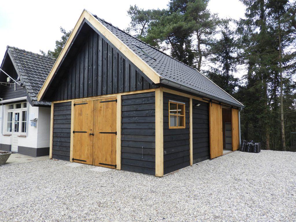 Houten-garage-2-1024x768 - Houten Garage