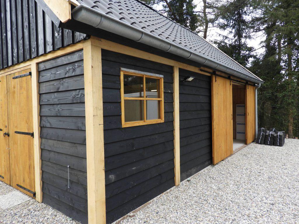 Houten-garage-3-1024x768 - Houten Garage