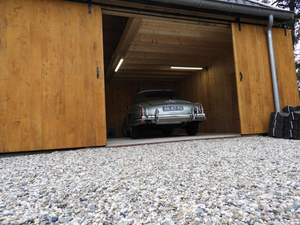 Houten-garage-4-1024x768 - Houten Garage