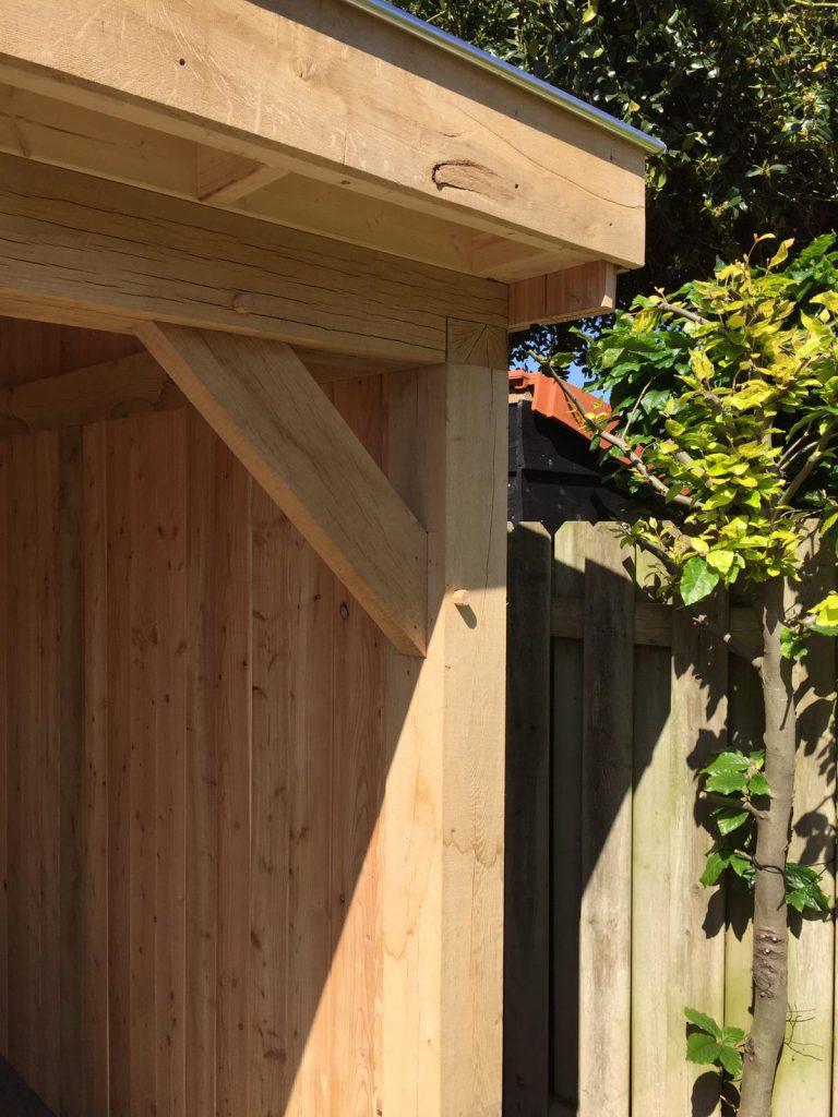 tuinhuis-met-zonnepanelen-1-768x1024 - Tuinhuis met zonnepanelen