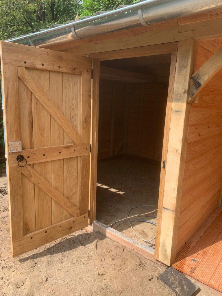 houten-schuur-met-overkapping-3-768x1024 - Houten schuur met overkapping