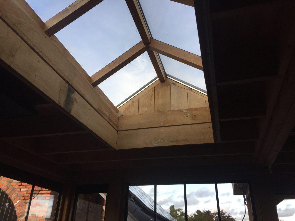 Houten-uitbouw-1-1024x768 - Houten uitbouw woning